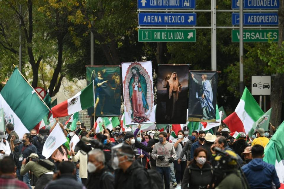 Manifestación Frenaaa