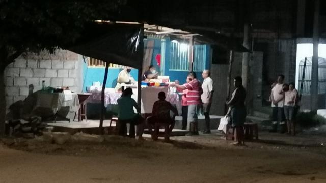 Taquería en Puerto Vallarta
