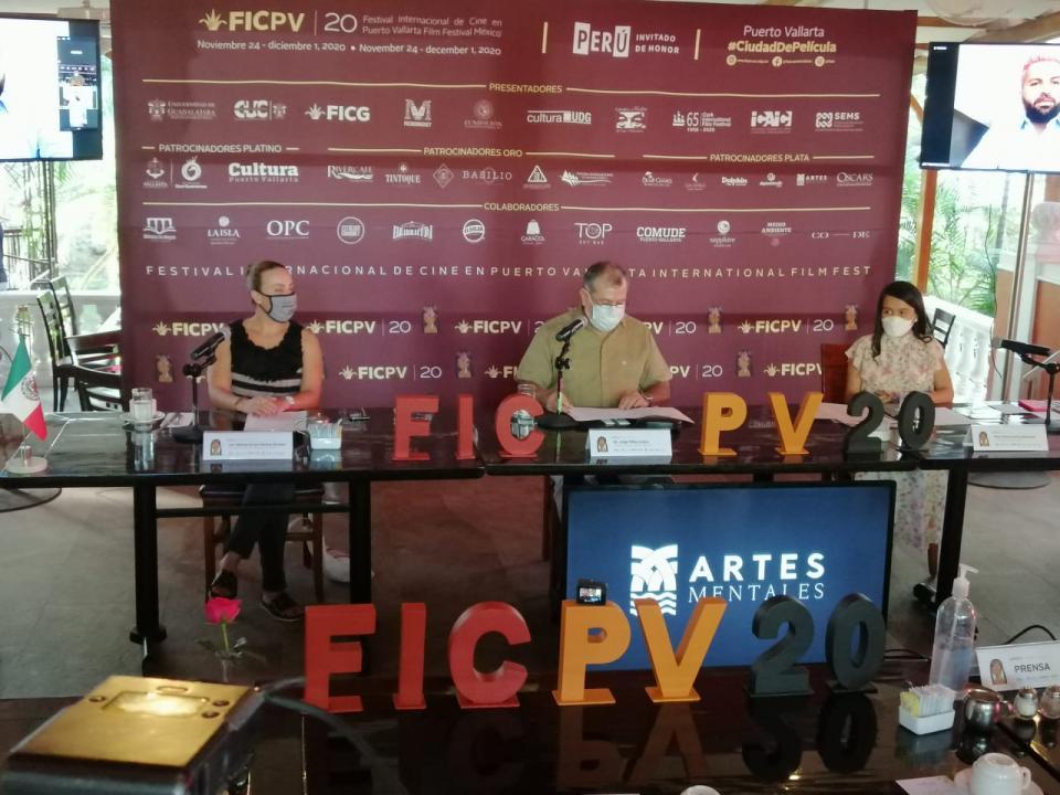 Rueda de prensa FICPV