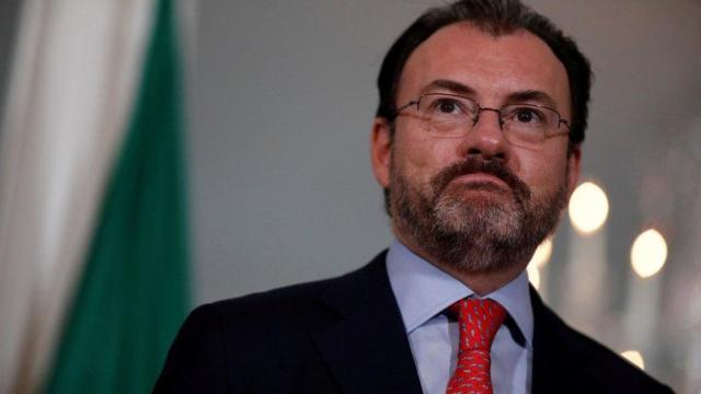 Luis Videgaray exsecretario de Hacienda