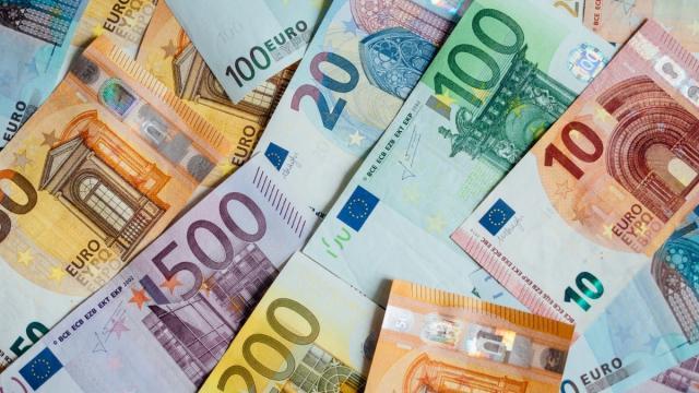 Robo de Euros en Alemania