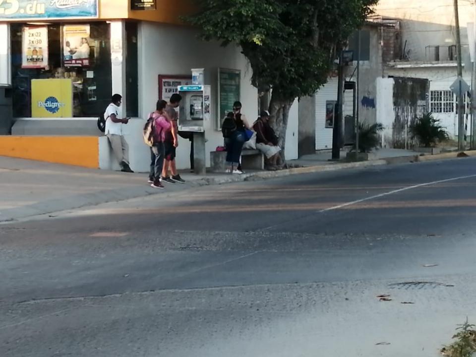 Rutas de Ixtapa y zonas rurales
