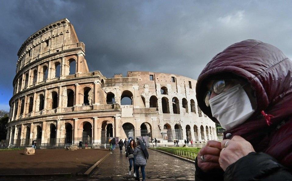 Italia ante segunda ola de covid-19