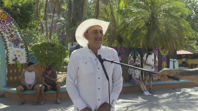 Delegado municipal de Sayulita, José Manuel López Rentería