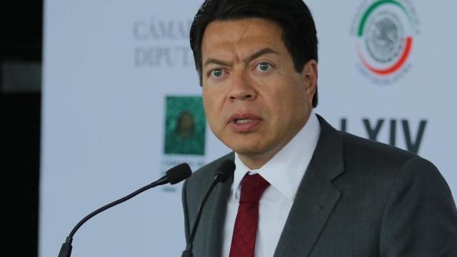 Presidente nacional de Moren