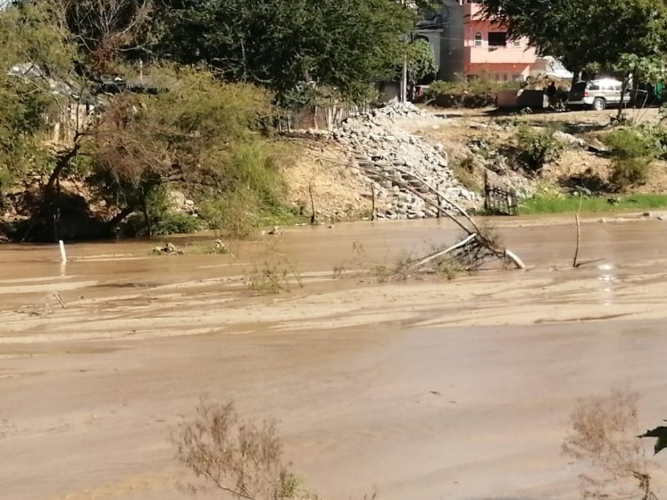 Ribera del río Pitillal