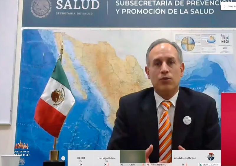 México suma más de 103 mil muertos por Covid-19