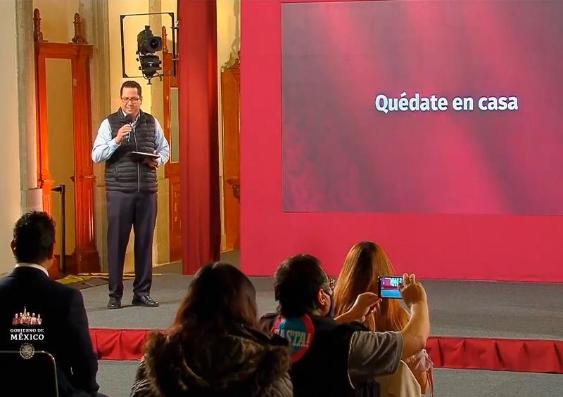 México supera las 104 mil muertes por Covid-19