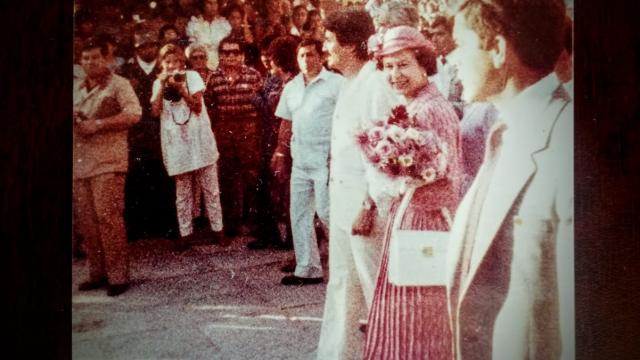 Reina Isabel en Puerto Vallarta