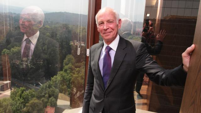 Presidente de la Asociación de Bancos de México (ABM), Luis Niño de Rivera
