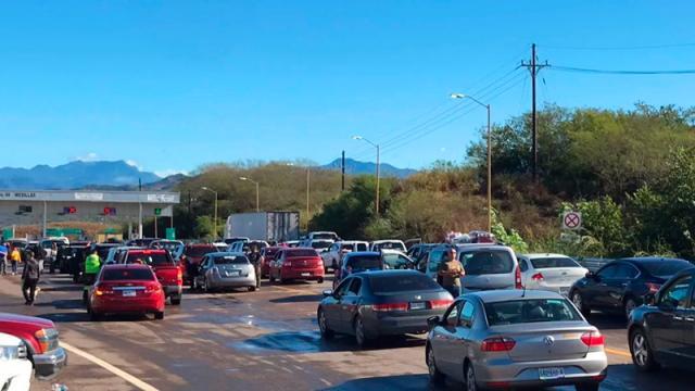 Guardia Nacional recupera seis casetas de peaje tomadas en Sinaloa