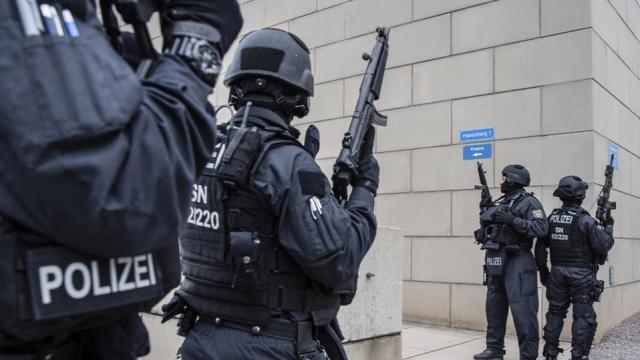 Policía de Berlín