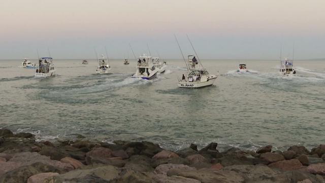 Torneo de Pesca Playa Los Muertos
