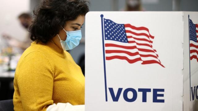 Votación Estados Unidos