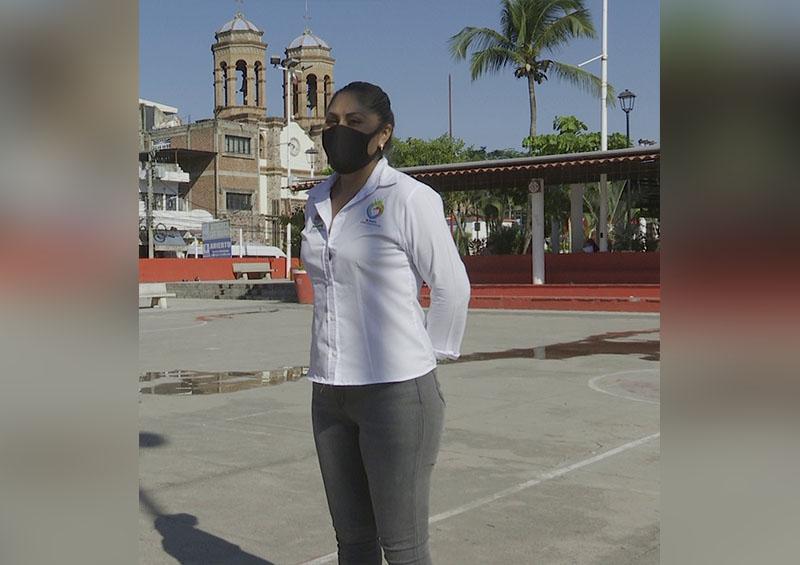 Delegada municipal de El Pitillal