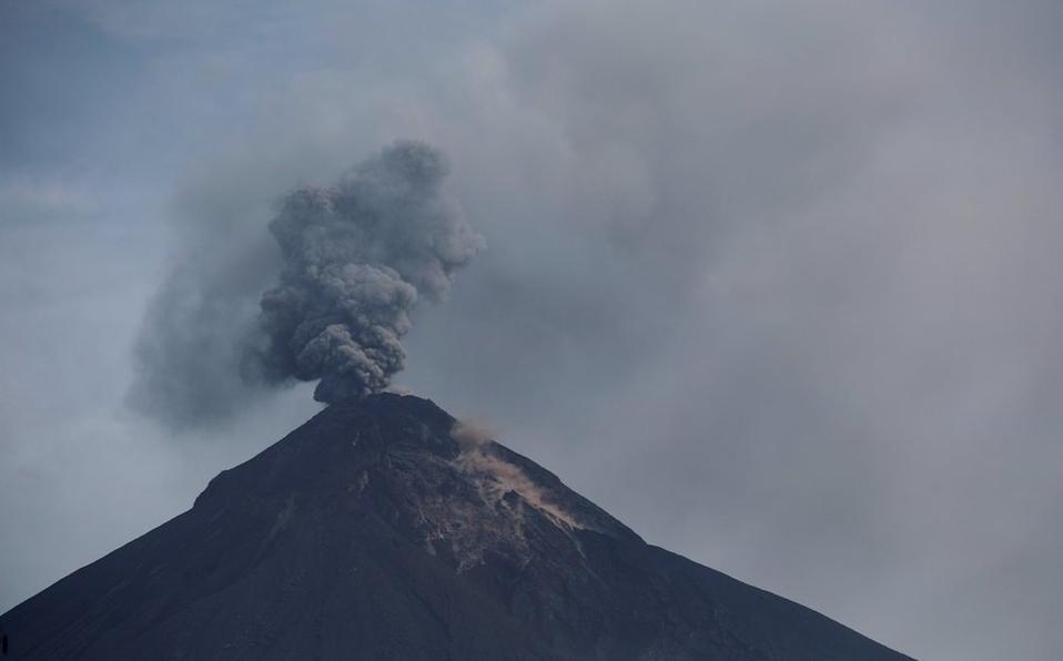 Volcán Pacaya en Guatemala