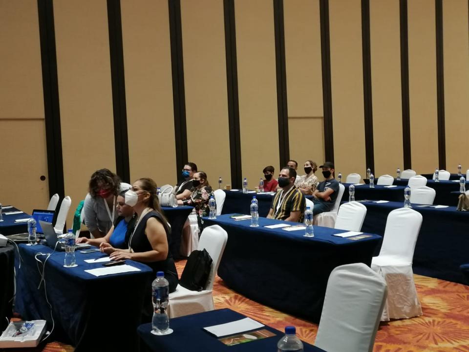 23 del Congreso de la Cámara Regional de la Industria del Hule y Látex del Estado de Jalisco