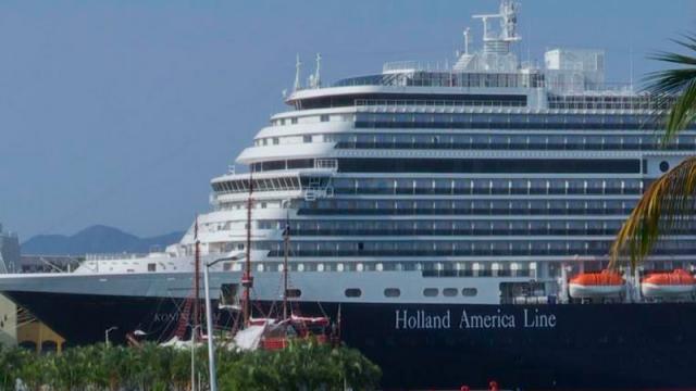 naviera Holland America