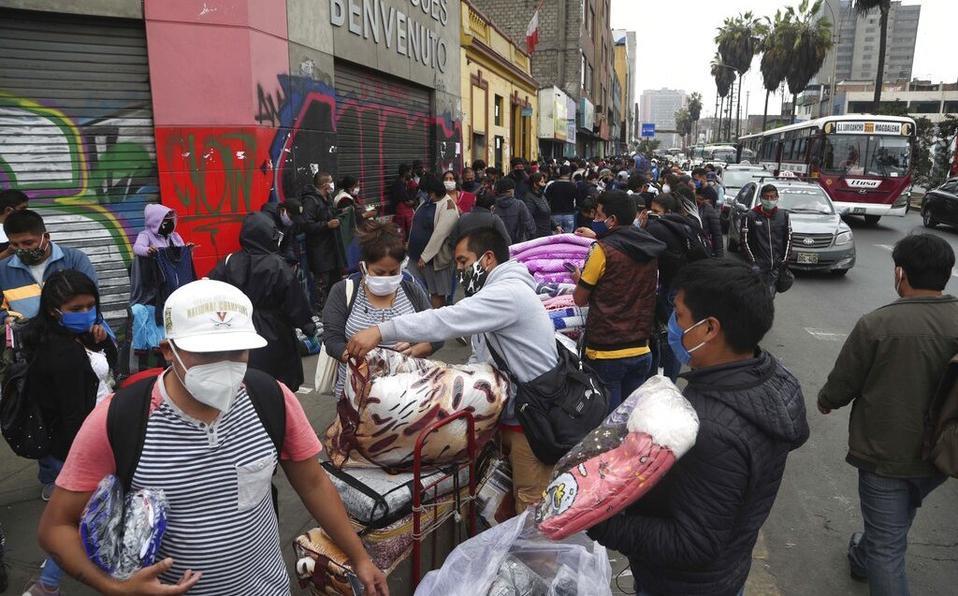 Perú ante pandemia