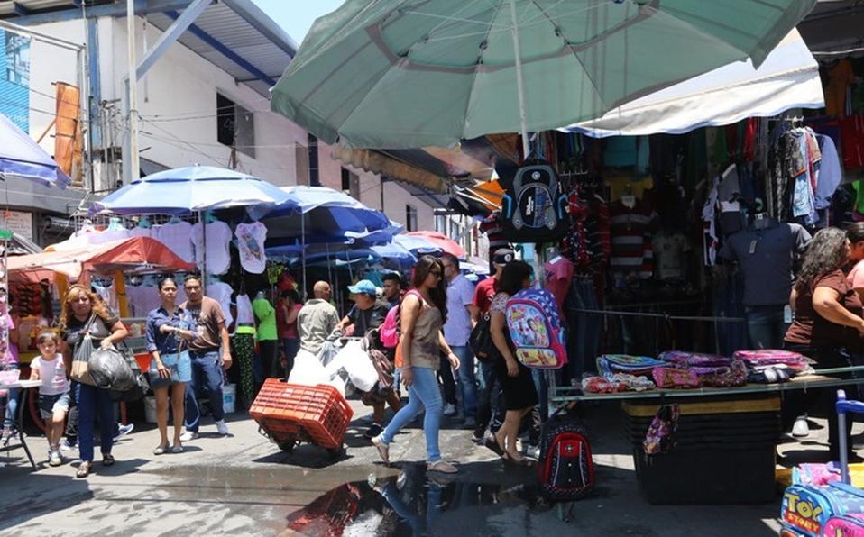 Empleos informales en México