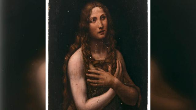 Magdalena de salai artcurial, colaborador de Leonardo da Vinci