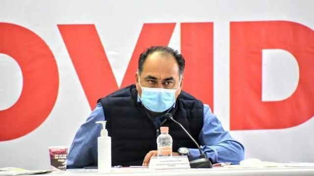 Gobernador de Guerrero, Héctor Astudillo Flores