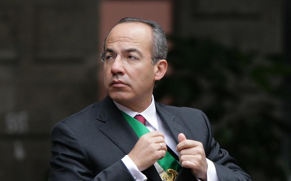 Felipe Calderón