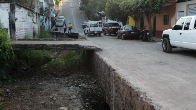 Calle en la Bobadilla