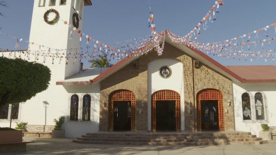 Iglesia en La Aurora
