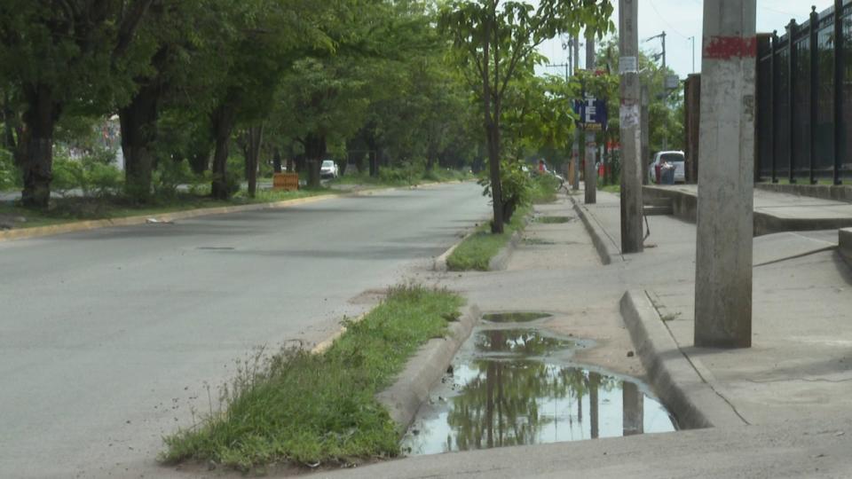 carretera 544