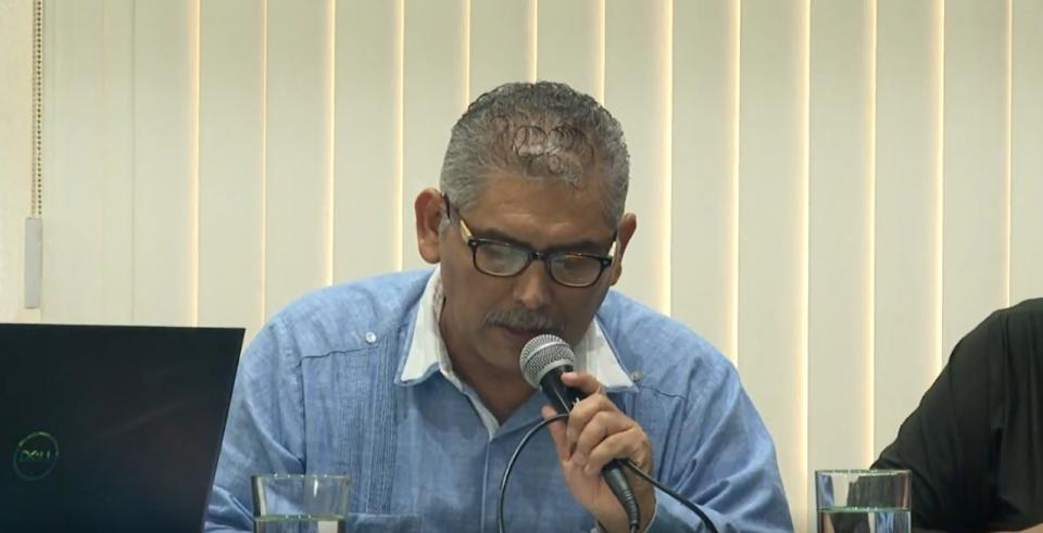 Regidor Juan Solís