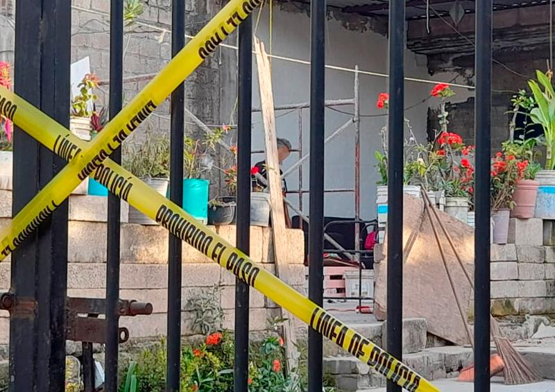Se suicida hombre de 65 años en Vista Dorada