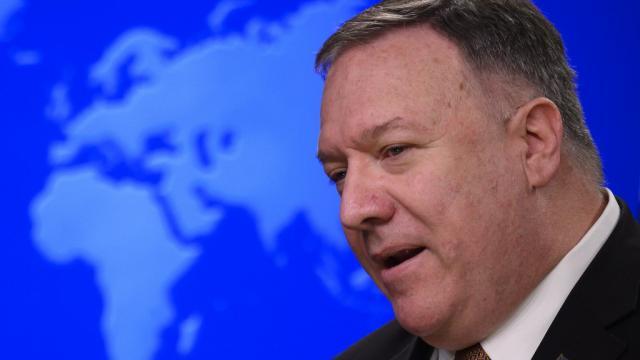 Secretario de Estado, Mike Pompeo