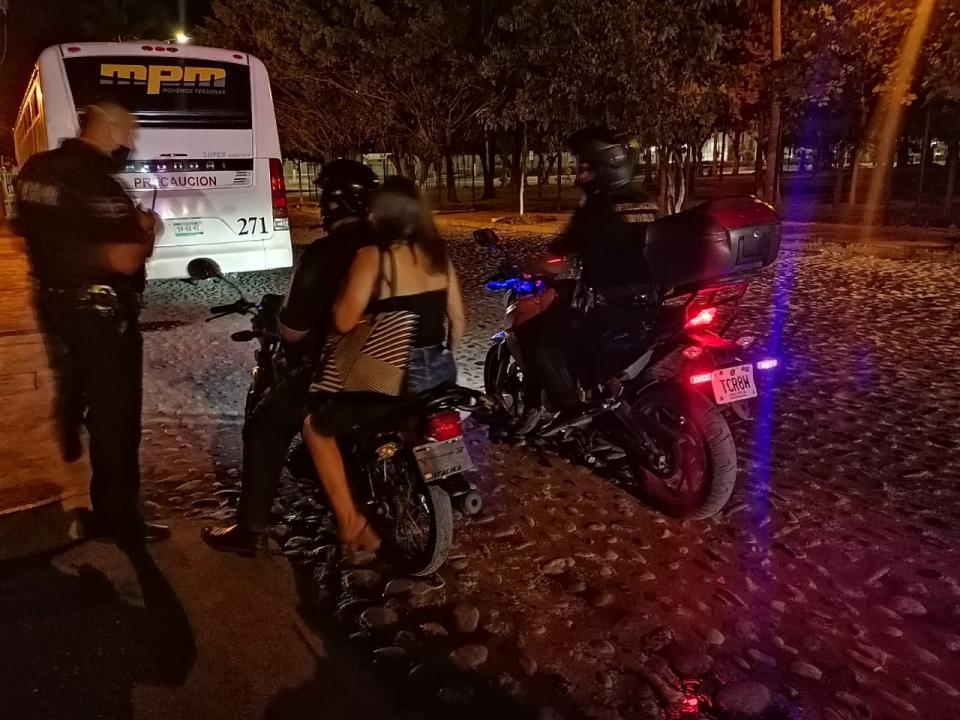 Operativo motociclistas