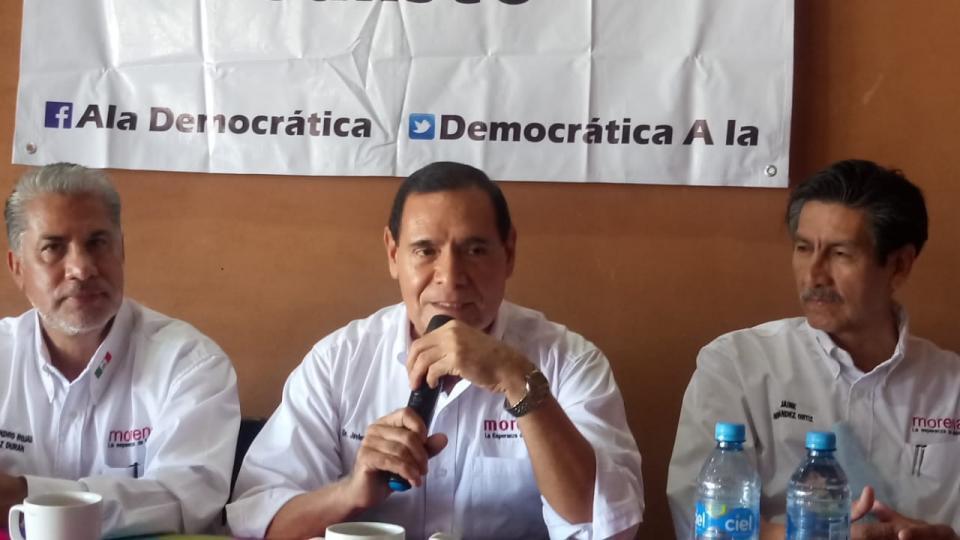 Exrector del Centro Universitario de la Costa, doctor Javier Orozco Alvarado