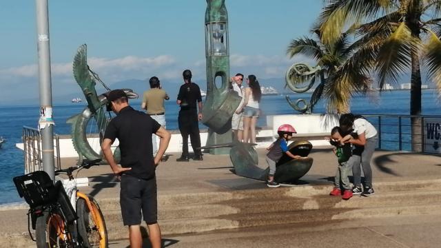 Malecón de Puerto Vallarta