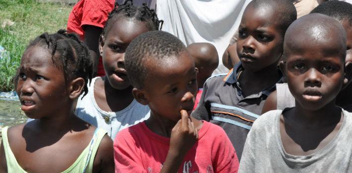 Casos de covid en Haití