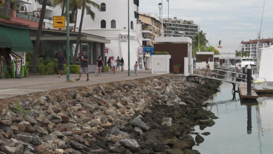 Malecón de Marina Vallarta
