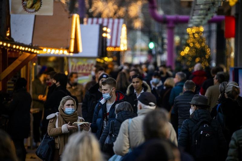 Aumentan contagios en Alemania