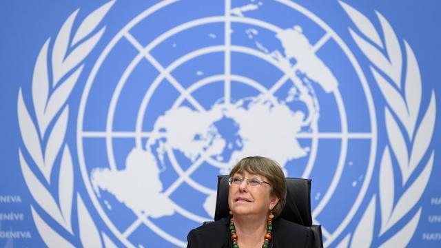 Michelle Bachelet, ONU