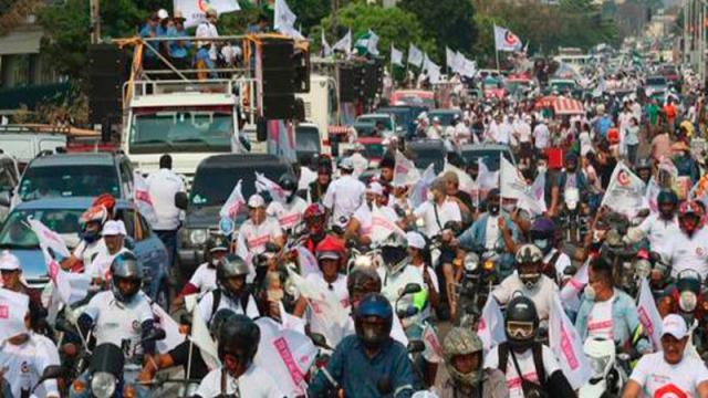 """Ecuador entra en """"atípica"""" campaña electoral por la pandemia"""