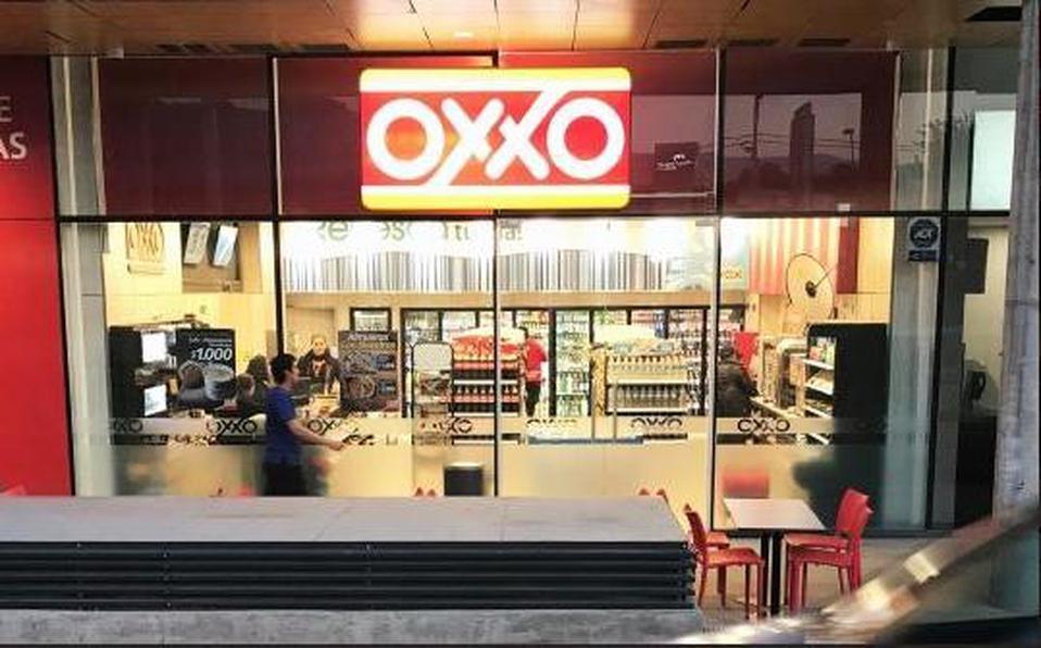 Oxxo en Sao Paulo, Brasil