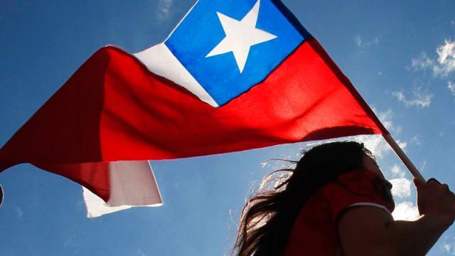 Se registra sismo de magnitud 6.8 en Chile; no hay alerta por tsunami
