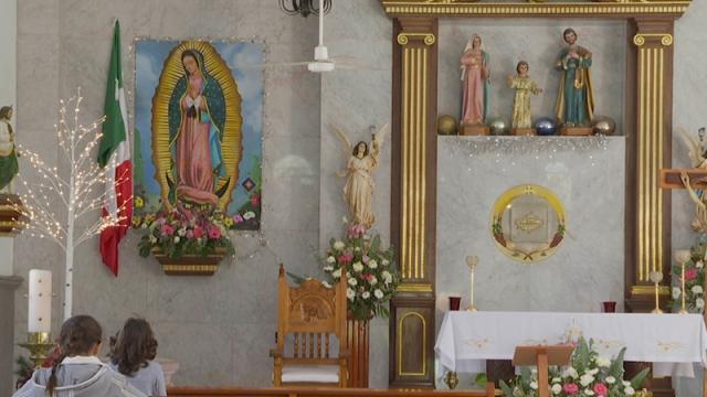 Sacerdote de Jarretaderas pide prudencia en Año Nuevo