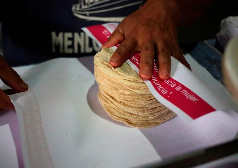 Gobierno confirma que no habrá aumento en el precio de la tortilla
