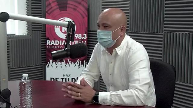 El regidor y militante del PAN, Saúl López Orozco
