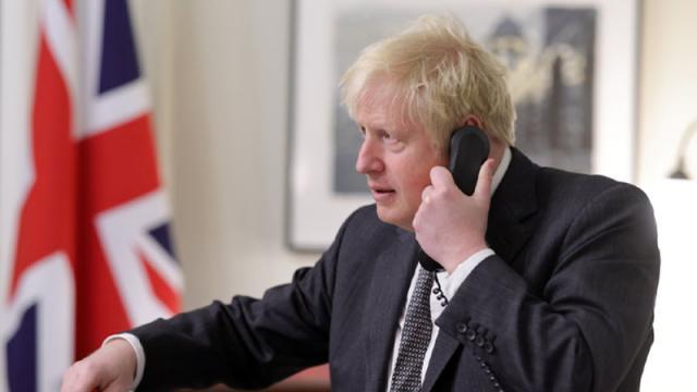 Primer ministro de Reino Unido, Boris Johnson