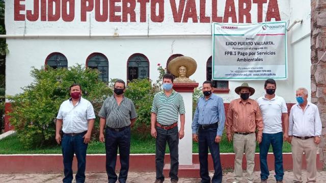 Posponen Aniversario 91 del Ejido Puerto Vallarta