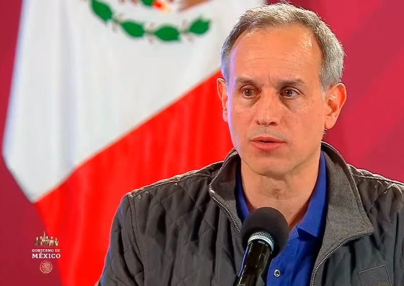 México suma 123,845 muertes por Covid y un millón 401 mil contagios