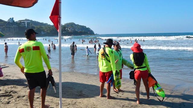 Continúan Operativos de Navidad Segura en Bahía de Banderas